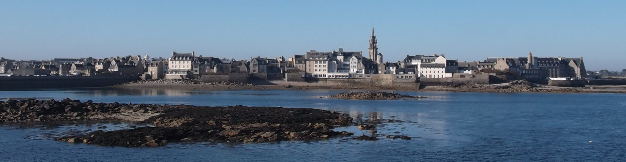 ROSCOFF Appartement cosy 1/3p (idéal 2) 50m Thalasso/mer 2Chambres